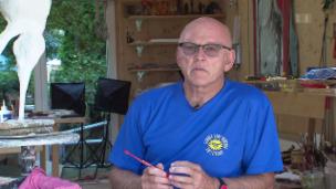 Video «Die ehrlichen Worte von Rolf Knie zu seinem 70. Geburtstag» abspielen