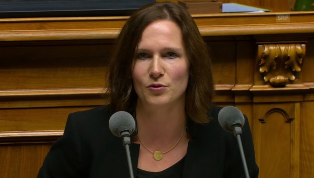 Video «Allemann (SP/BE): «Unterschätzen Sie die Bevölkerung nicht»» abspielen