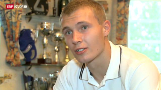 Formel 1: Interview mit Sergej und Oleg Sirotkin