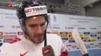 Video «Schneeberger: «Die Russen haben auch ein bisschen geschwitzt»» abspielen