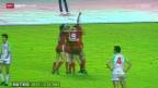 Video ««Retro» mit Beni – GC nutzt die Verspätung des Schiedsrichters» abspielen
