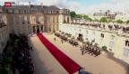 Video «Sparen im Elysee-Palast» abspielen