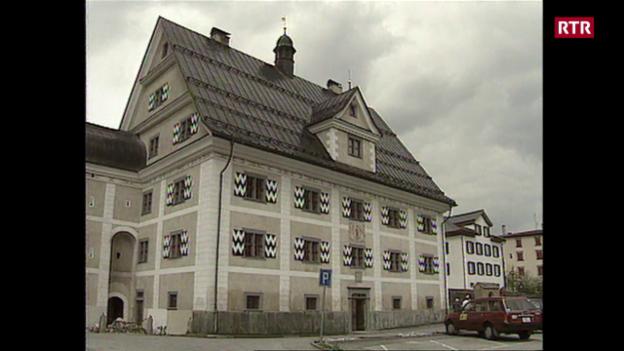 Laschar ir video «Telesguard 1991 – Renovaziuns èn finidas»