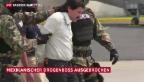 Video «Drogenboss bricht aus Gefängnis aus» abspielen