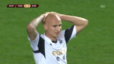 Video «EL: Zusammenfassung Swansea - Krasnodar («sportlive»)» abspielen