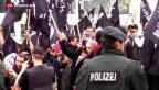 Video «Hunderte deutsche IS-Kämpfer» abspielen