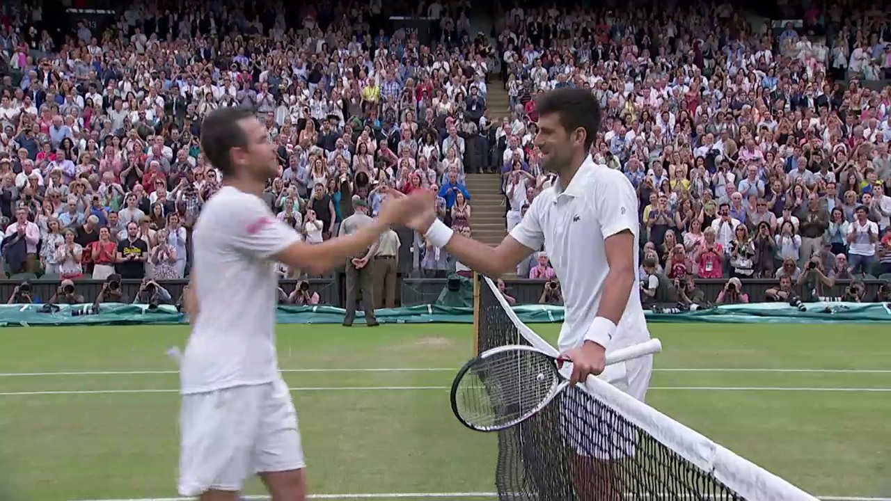 Angeschlagener Djokovic schlägt Mannarino