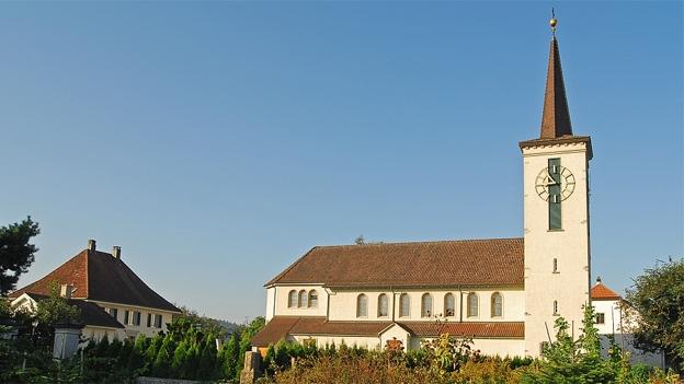 Glockengeläut der Kirche St. Mauritius, Niederbuchsiten