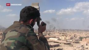 Video «Syrien aktuell» abspielen