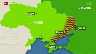 Video «Russlands Pläne in der Ukraine» abspielen