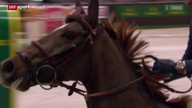 Video «Reiten: Top-10-Final in Genf» abspielen