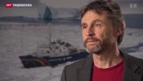 Video «Reaktionen von Greenpeace Schweiz» abspielen