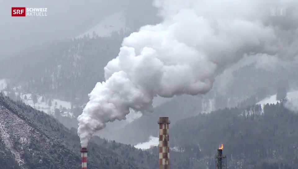 Zukunft der Tamoil-Raffinerie in Collombey bleibt ungewiss