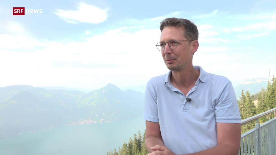 Michael Hermann: «Dass derart viele Menschen den Kontakt abgebrochen haben, hat uns erstaunt»