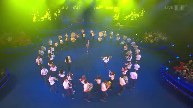 Video «Jugendmusik Kreuzlingen - Medley» abspielen