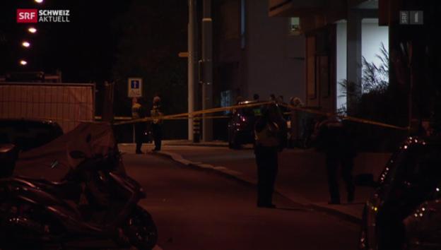 Video «Tötungsdelikt in Basel» abspielen