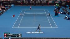 Link öffnet eine Lightbox. Video Live-Highlights Raonic - Wawrinka abspielen