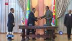 Video «Frieden zwischen Eritrea und Äthiopien» abspielen