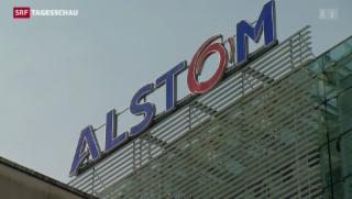 Video «Gerüchte um Alstom» abspielen