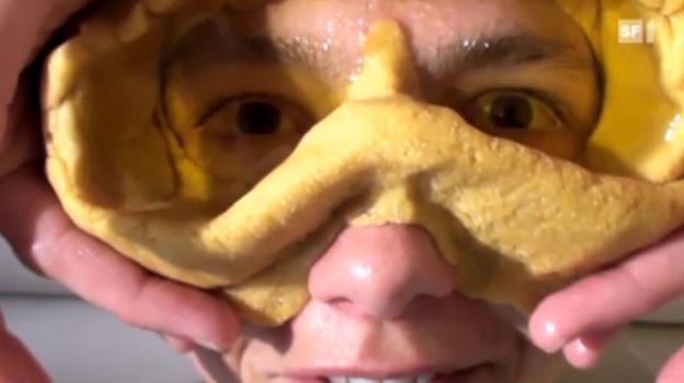 Video «Warmer Guss für Nase, Augen, Ohren» abspielen