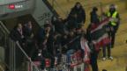 Video «Zusammenfassung Lugano - Lausanne» abspielen