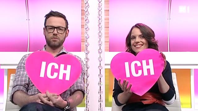 «Ich oder Du» mit Nik Hartmann und Mona Vetsch