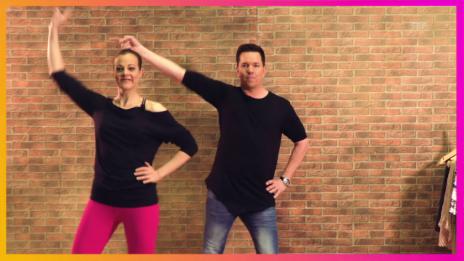 Video «Disco mit Sven Epiney und Mary-Jane Parlett» abspielen