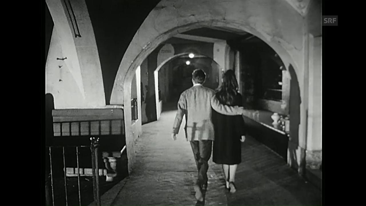 «Er bringt sie heim», Studio Bellerive, 12.5.1962