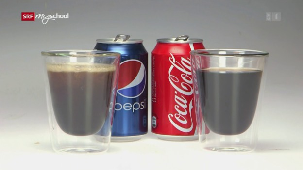 Video «Pepsi vs Cola - Duell der Giganten» abspielen