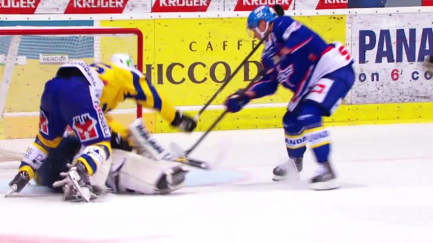 Video «Kloten-Topskorer Santala in Action» abspielen