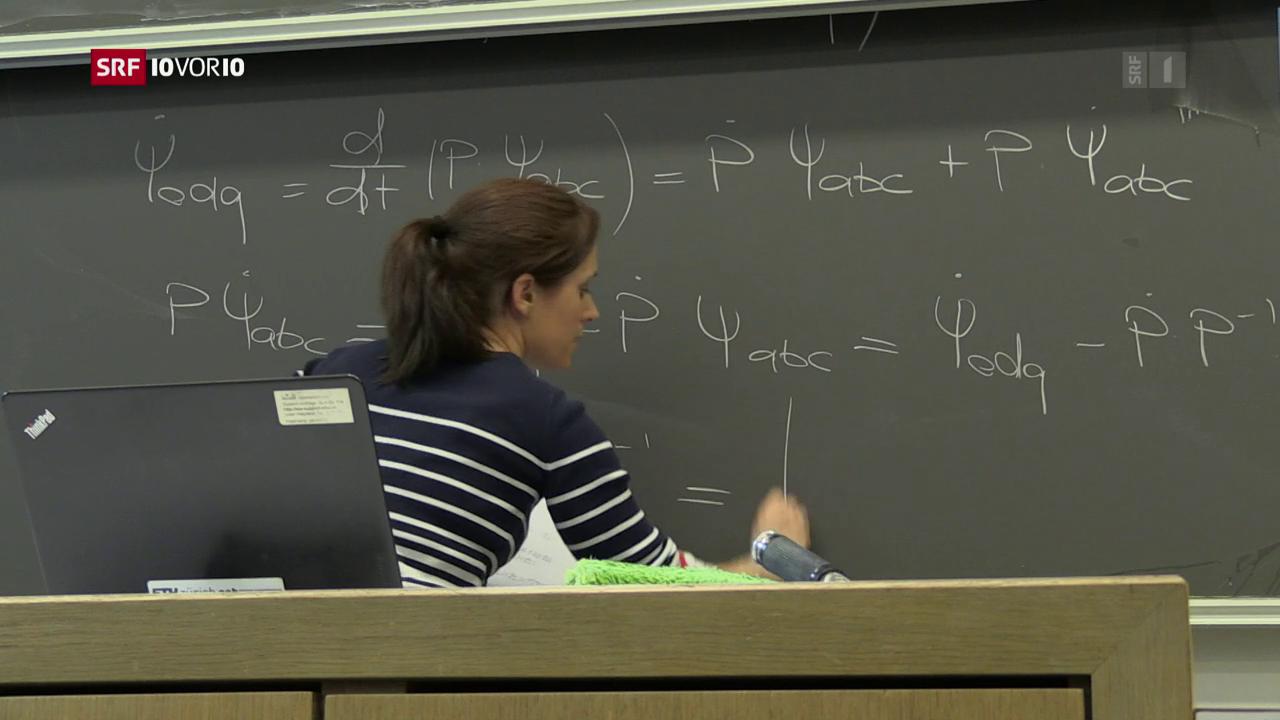 Schweizer Pioniere: Eine junge ETH-Professorin forscht für die Energiewende