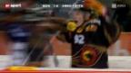 Video «Eishockey: Bern - Ambri» abspielen