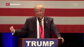 Video «Trumps Anfang vom Ende?» abspielen