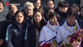 Video «Nordkoreanerinnen in Südkorea» abspielen