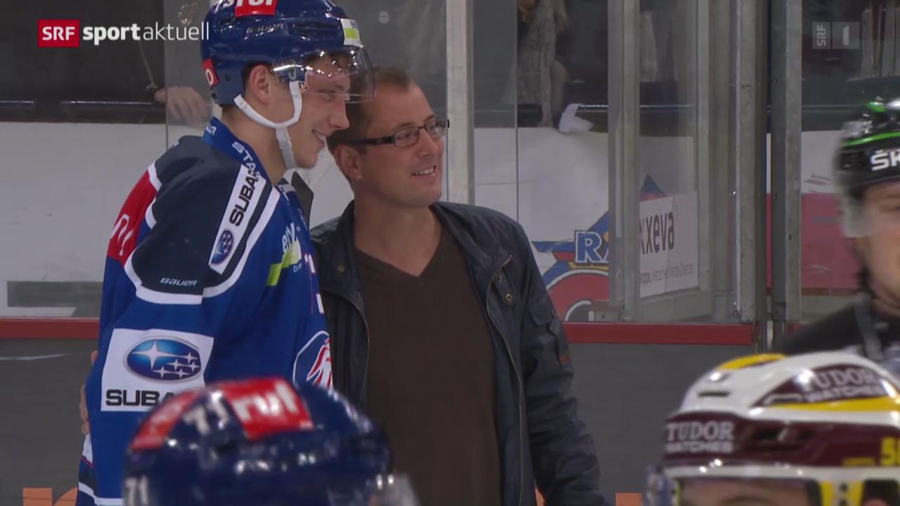 Eishockey: NLA, ZSC Lions - Servette