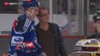 Video «Eishockey: NLA, ZSC Lions - Servette» abspielen