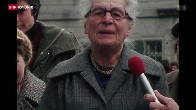 Video «Frauen an die Macht» abspielen