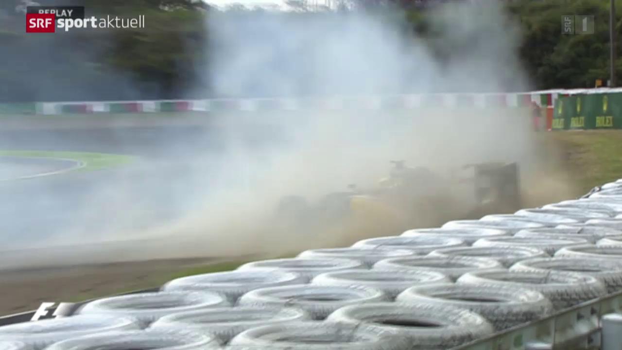 Formel 1: Qualifying GP von Suzuka