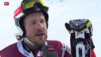 Video «So bereiten sich Aksel Svindal und Kjetil Jansrud auf die Berner Oberländer Wochen vor» abspielen