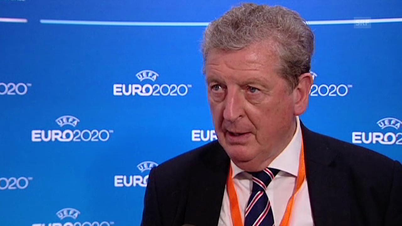 Fussball: EM 2020, Roy Hodgson über den Modus