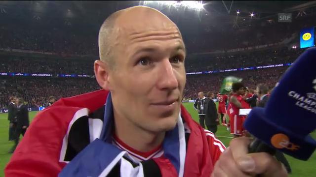 CL-Final 2013: Bayern-Stimmen zum Sieg