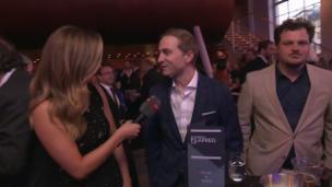 Video «Im VIP-Bereich des Schweizer Filmpreises» abspielen