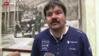 Video «Ski alpin: Rückblick auf die erste Männer-Abfahrt in Lake Louise» abspielen