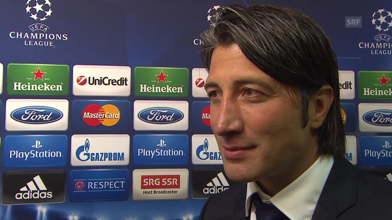 Interview Murat Yakin