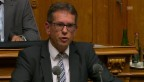 Video «Lehmann (CVP/BS): «Isolierung ‹unserer Sonnenstube› geht gar nicht»» abspielen