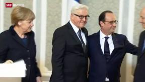 Video «FOKUS: Einigung im Ukraine-Konflikt» abspielen