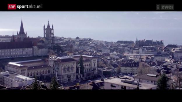 Video «Olympia: Jugendspiele 2020 finden in Lausanne statt» abspielen