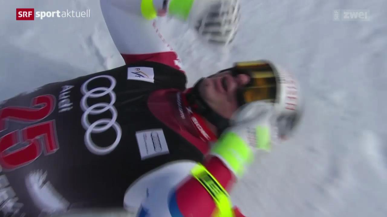 Ski Alpin: Abfahrt der Männer in Beaver Creek