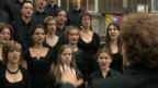 Video «Hopp de Bäse! extra: Schweizer Gesangfest in Weinfelden» abspielen