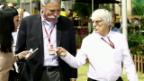 Video «Bernie Ecclestone: Entmachtung des Formel-1-Königs» abspielen